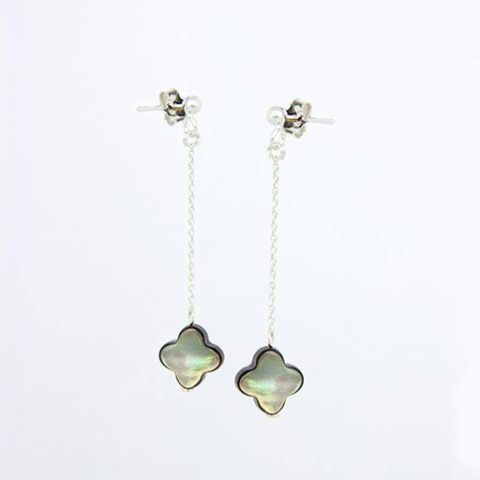 Boucles Grey Clover
