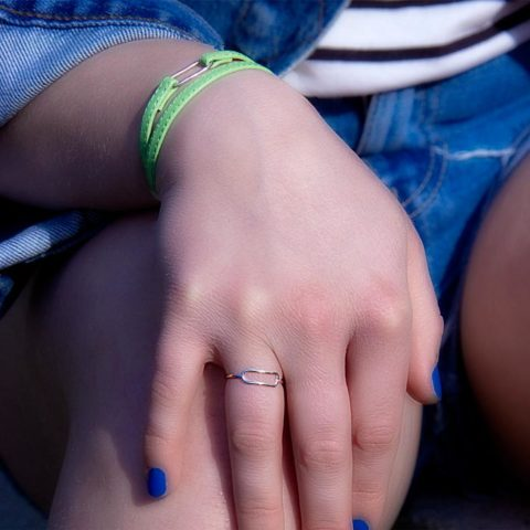 Bague NBSmall